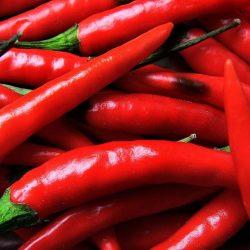 red chilli mild